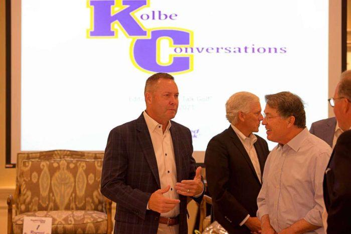 Kolbe Conversation Mike Whan